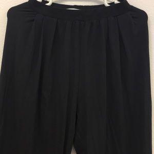 Pants - Wide leg pants